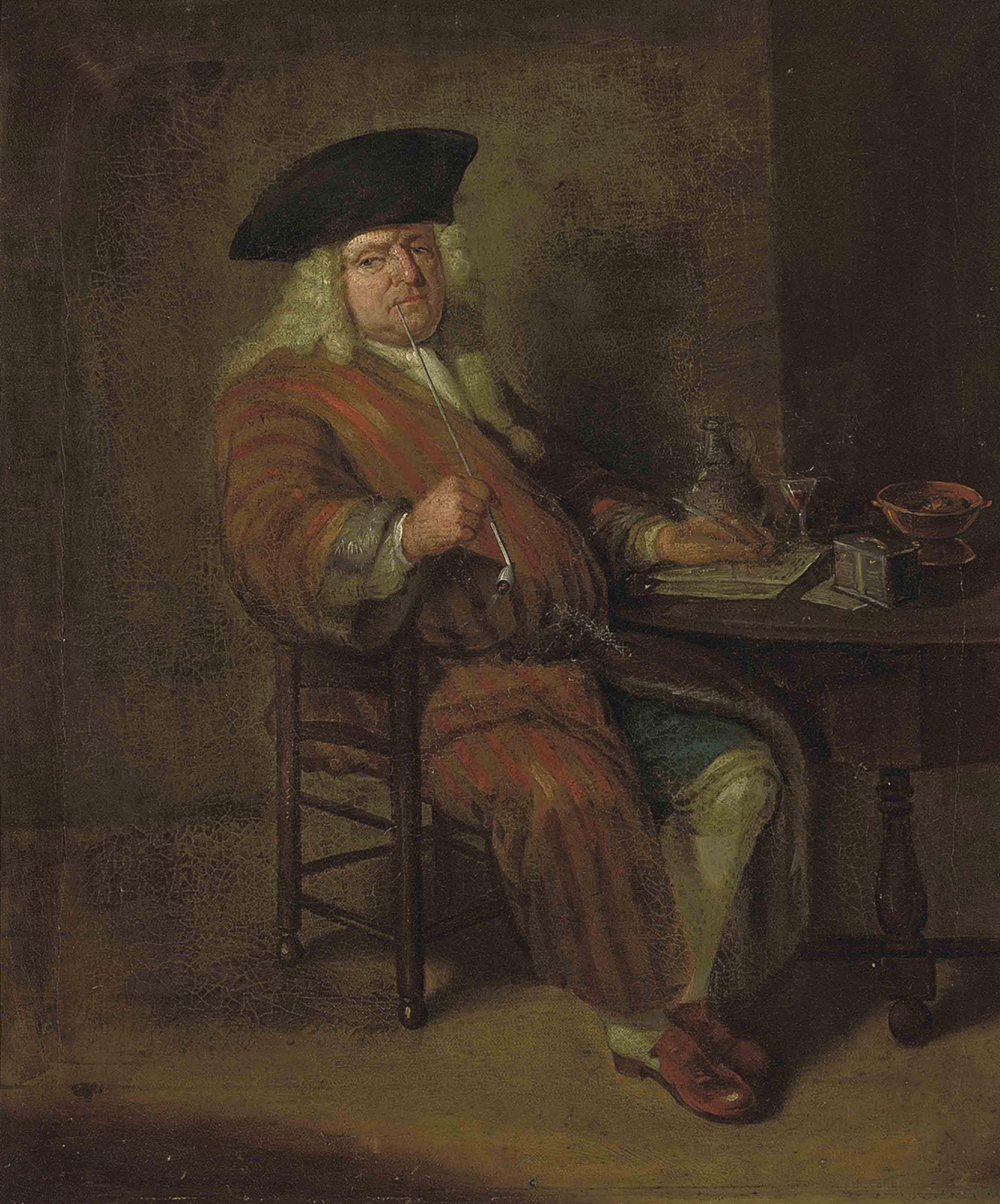 Anglo-Dutch School, 18th Century