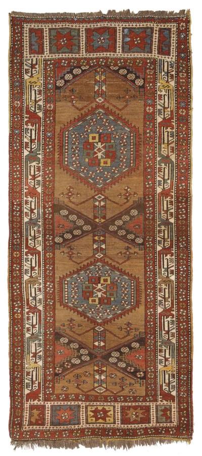 A Serab large rug & Turkish pr
