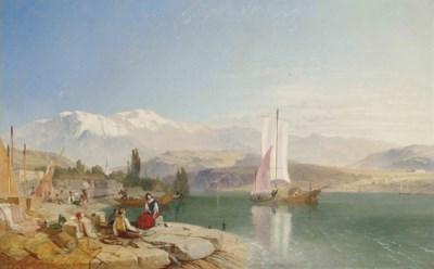 James Baker Pyne, R.B.A. (1800