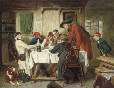 Mark William Langlois (1848-c.