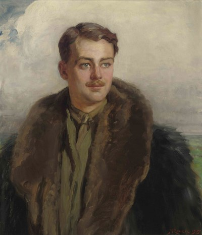 Hugh Goldwin Riviere, R.P. (18