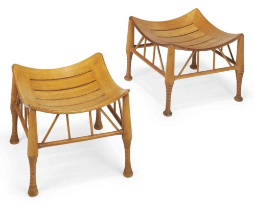 A PAIR OF LATE VICTORIAN BEECH