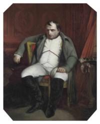 Napoleon in Fontainbleau