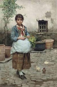 The little Neapolitan