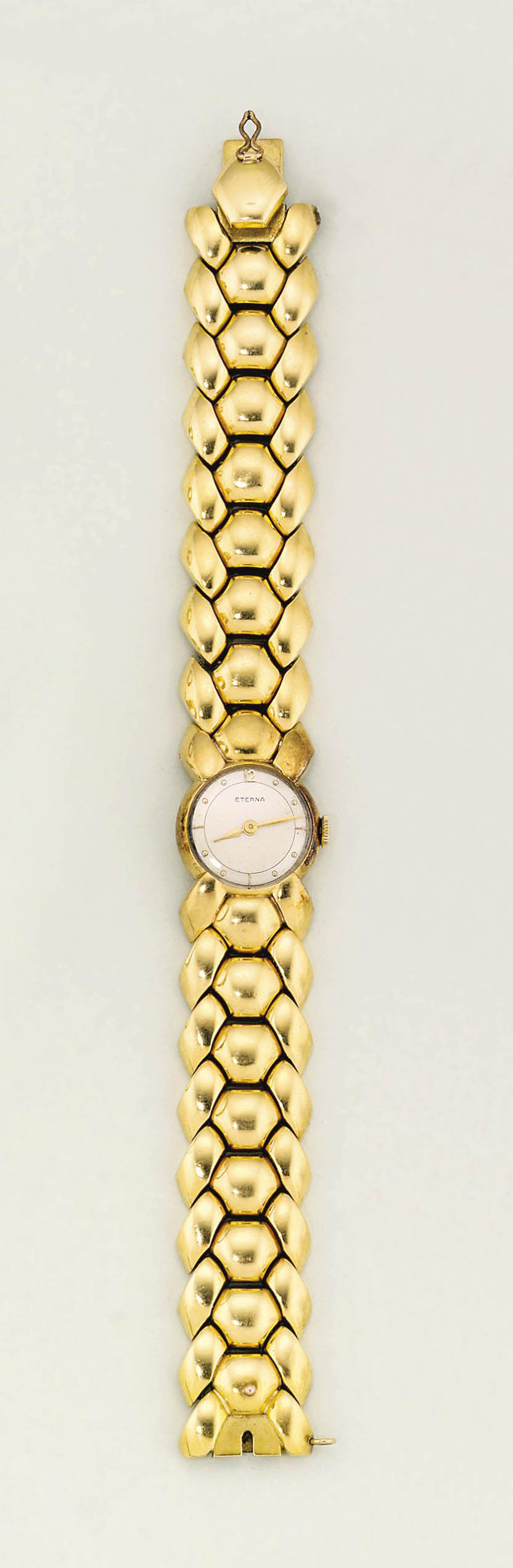 A bracelet watch, by Eterna