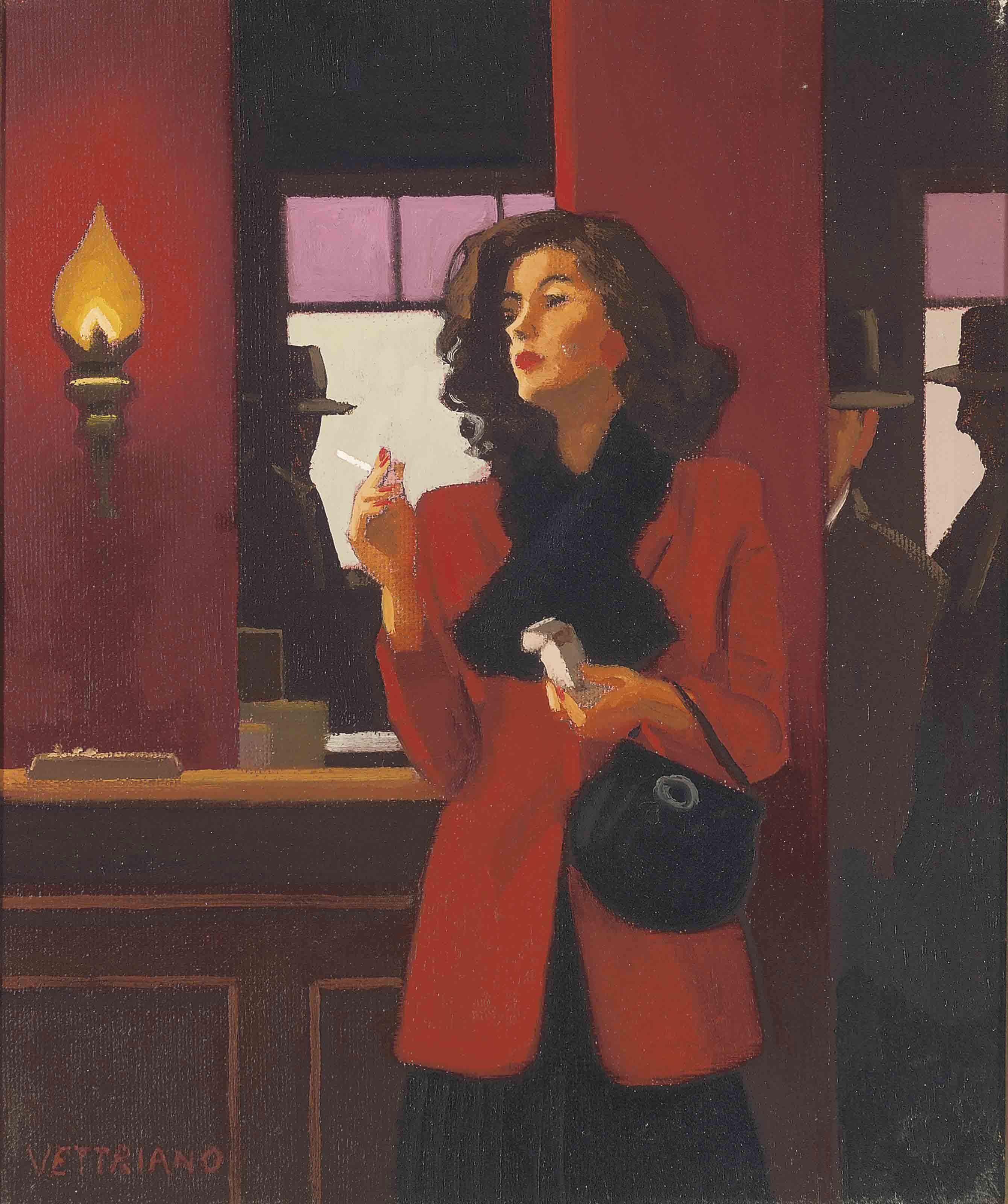 Jack Vettriano (b. 1951)