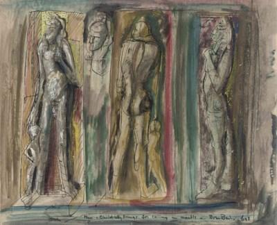Sven Berlin (1911-2000)