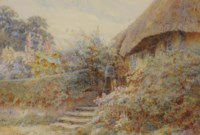 Cottage at Credenhill, near Hereford
