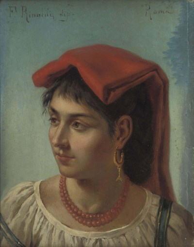 F. Rinaldi (Italian, 19th Cent