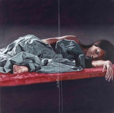 Sara Shamma (Syrian, B. 1975)