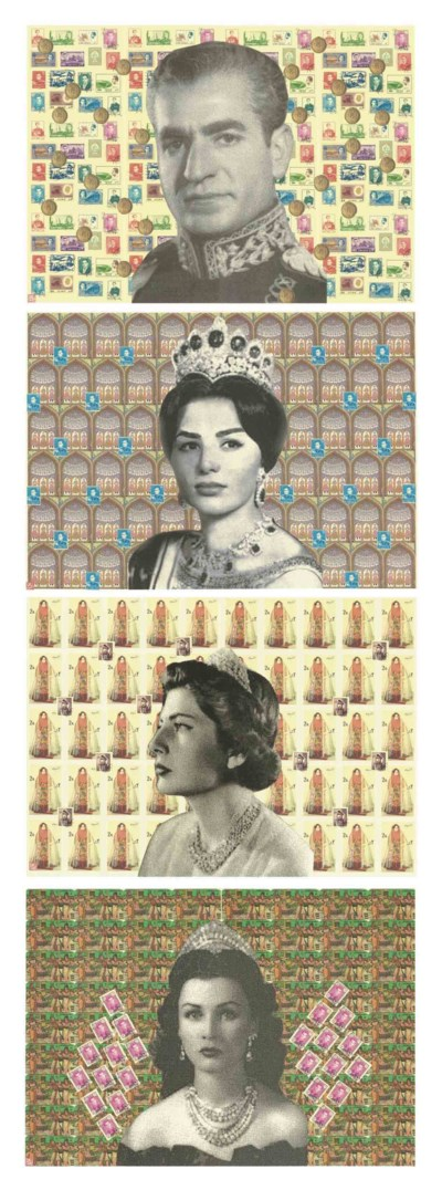 Afsoon (Iranian, B. 1961)