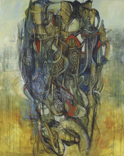 Kevork Murad (Syrian, B. 1970)