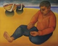 Fisherman in Arwad