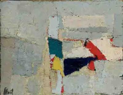 Chafic Abboud (Lebanese, 1926-