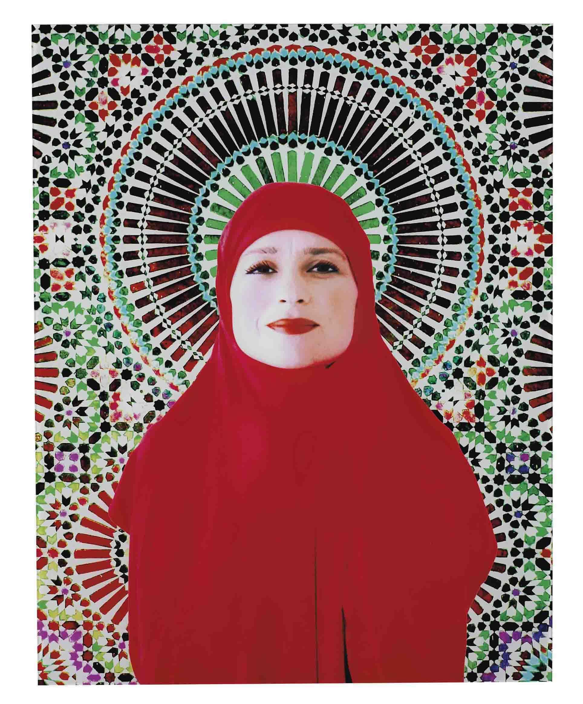 Patricia Triki (Tunisian, b. 1964)