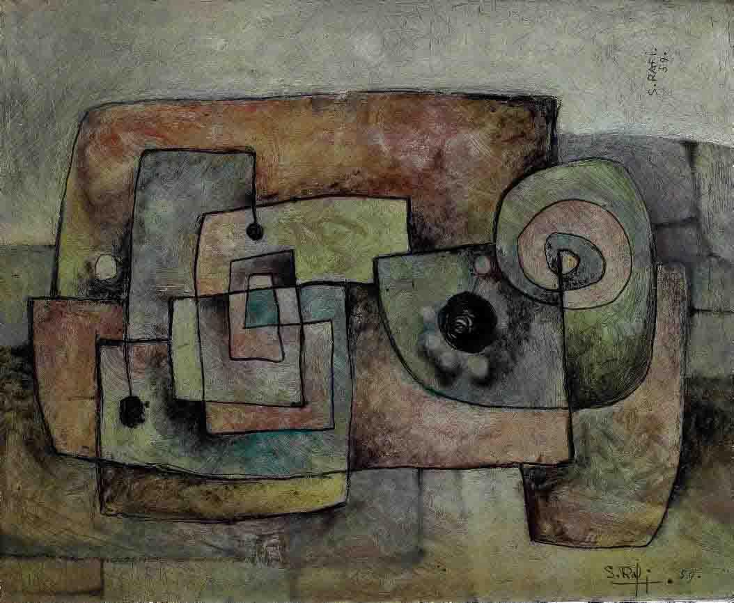 Samir Rafi (Egyptian, 1926-2004)