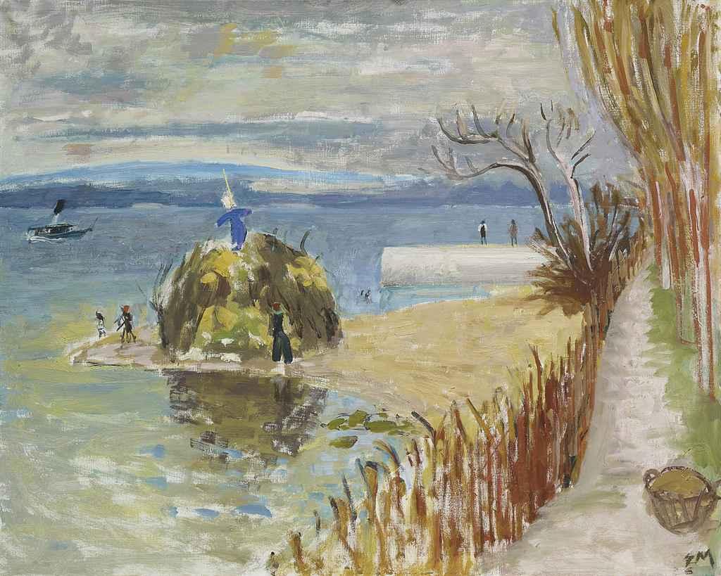 Seegut Küsnacht, um 1929