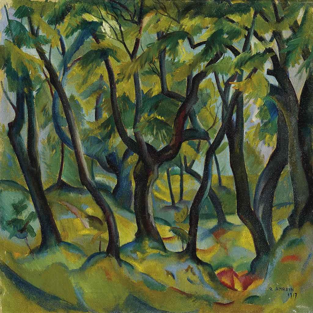 Zauberwald, 1917