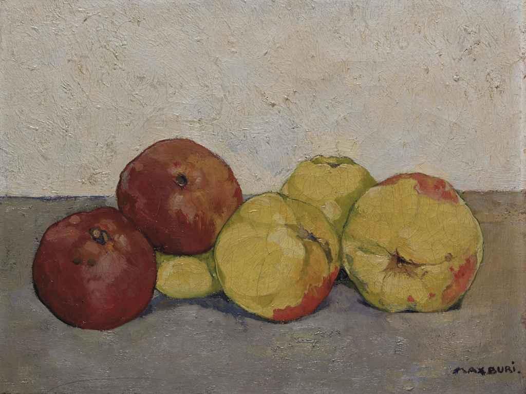 Äpfel, um 1911