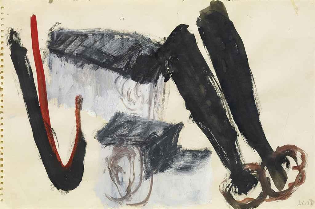 Willensgehöft, 1986