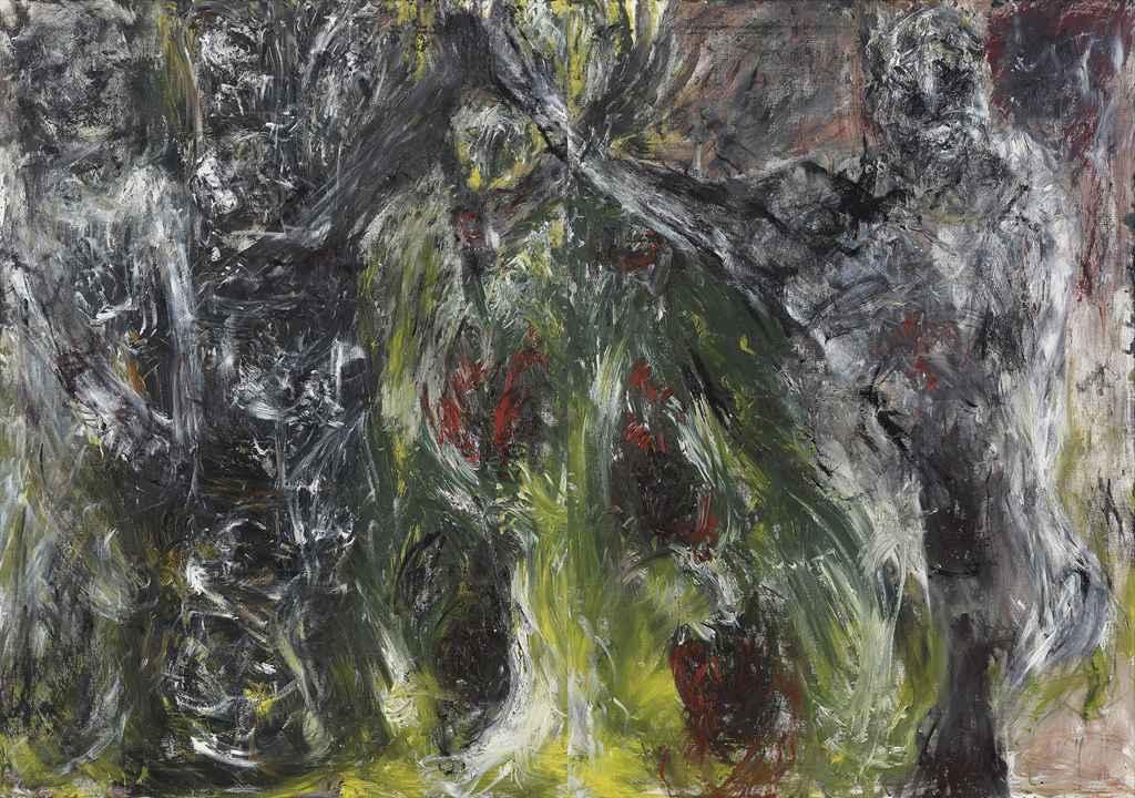 Ohne Titel, 1986