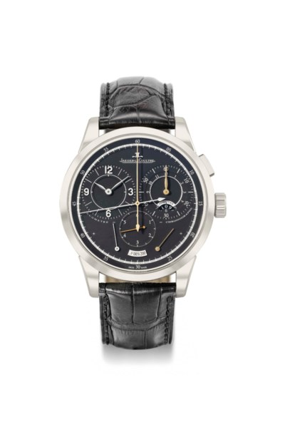 Jaeger-LeCoultre. A rare and l