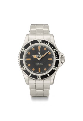 James Bond's specially adapted Rolex wristwatch converted fr