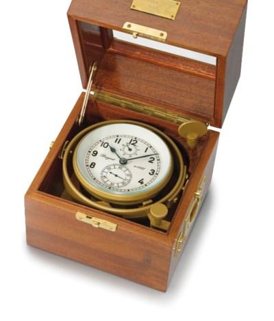 Chronometerwerke Wempe, made f