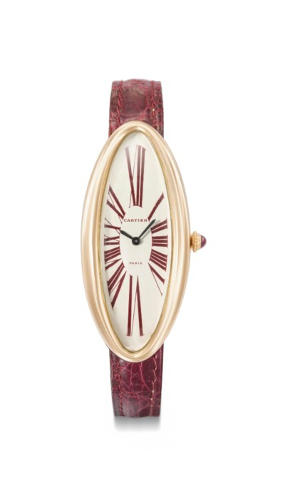 Cartier. A rare and unusual ov