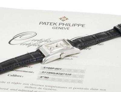 Patek Philippe. A very rare an
