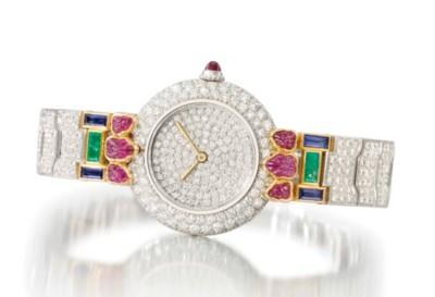 Cartier. A lady's fine, elegan