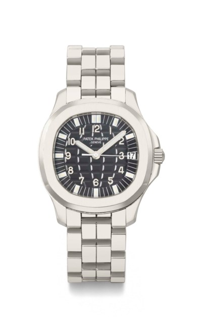 Patek Philippe. A stainless st