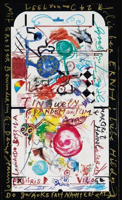 JEAN TINGUELY (1925-1991)