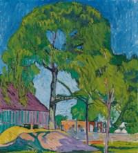 Hausbau II, 1908