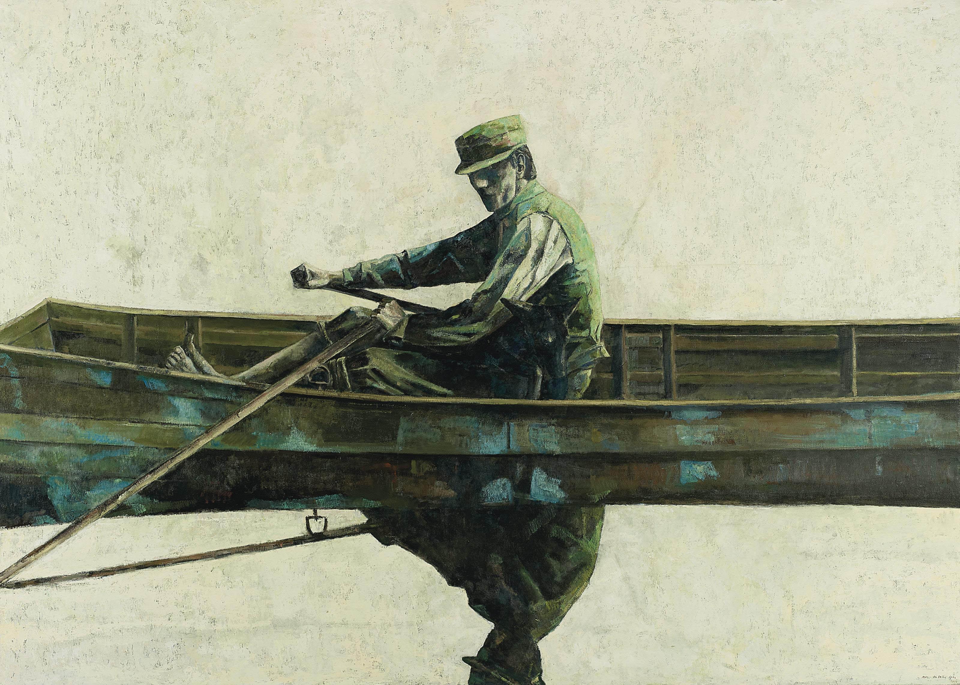 Der Fährmann, 1992