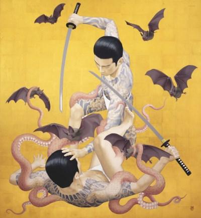HISASHI TENMYOUYA