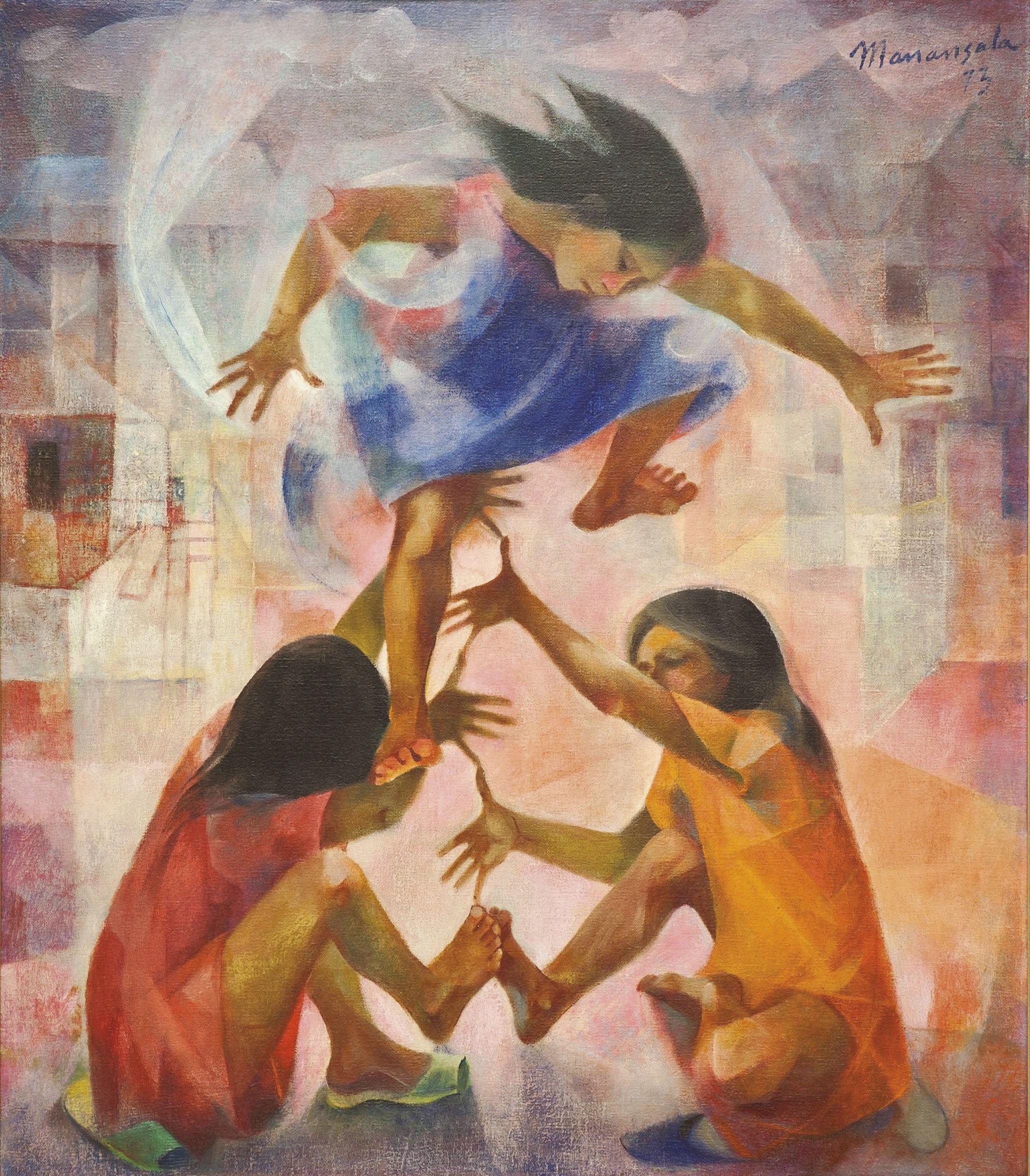 VICENTE SILVA MANANSALA (The Philippines 1910-1981)