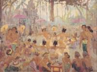 Temple Festival in Bali