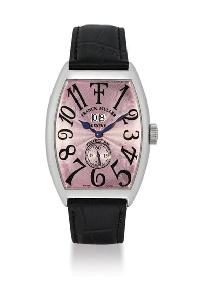FRANCK MULLER, PERFECT DAY, TH