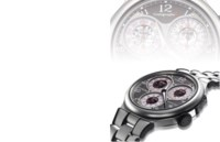 F.P. JOURNE, CENTIGRAPHE SPORT, ERGONOMIC CHRONOGRAPH, FIRST WRISTWATCH ENTIRELY MADE FROM ALUMINIUM, NO. 1