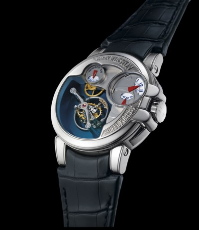 HARRY WINSTON AND GREUBEL FORS