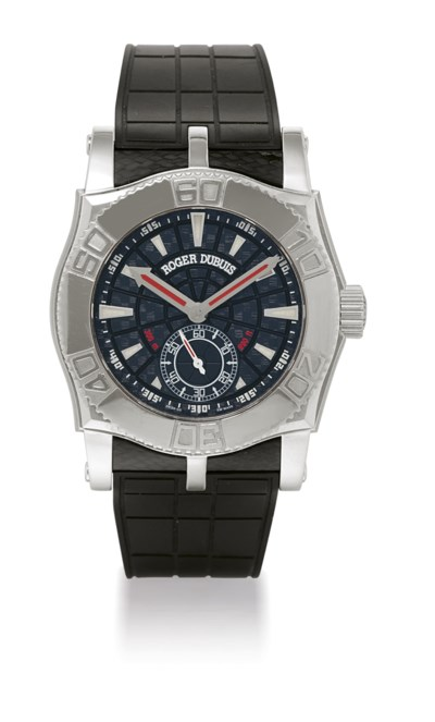 ROGER DUBUIS, EASY DIVER, JUST
