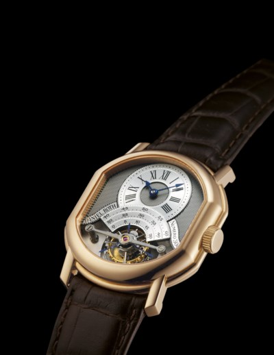 DANIEL ROTH, TOURBILLON