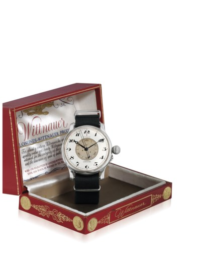 LONGINES, RETAILED BY WITTNAUE