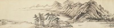 WANG LUO (ACTIVE 1699-1724)