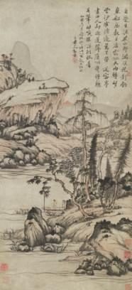 LI JIAN (1748-1799)