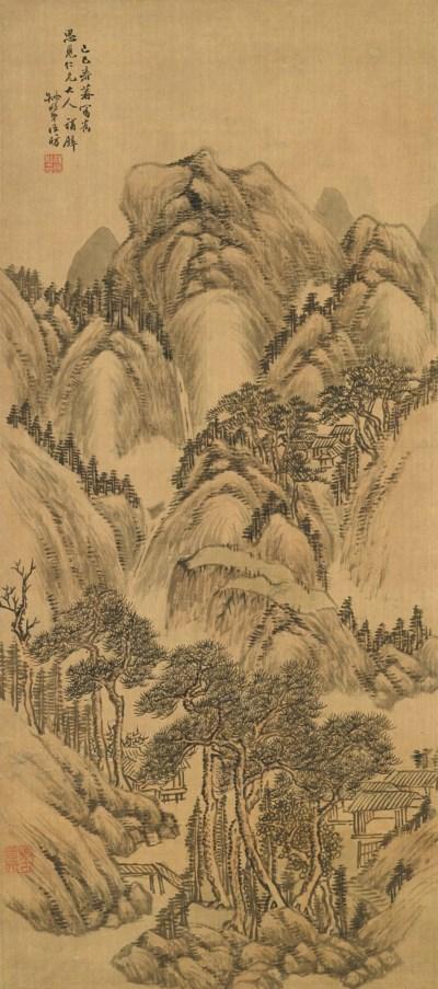 WANG FANG (1799-1877)