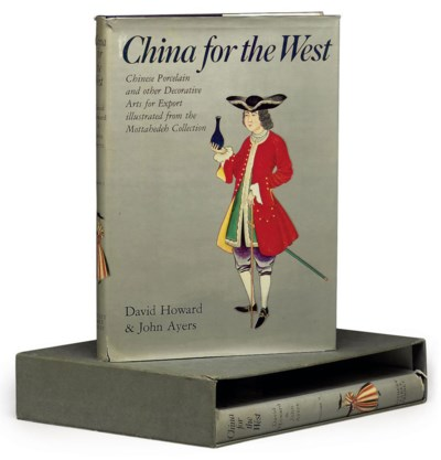 CHINA FOR THE WEST, David Howa