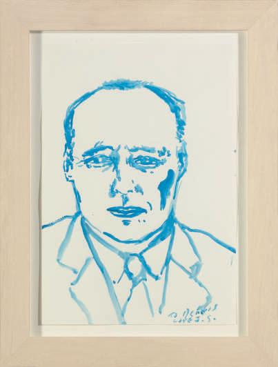 Julian Schnabel (American, b. 1951)