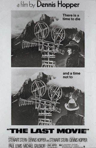 THE LAST MOVIE, 1971
